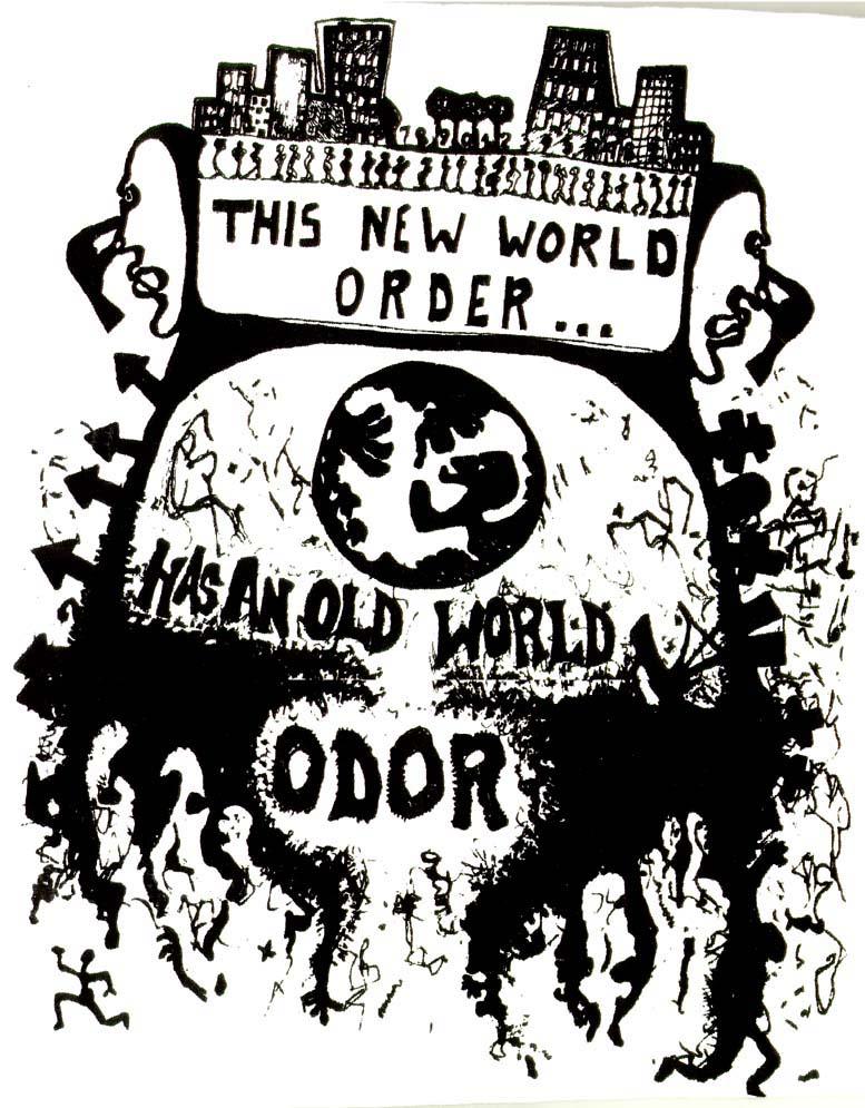 new world odor